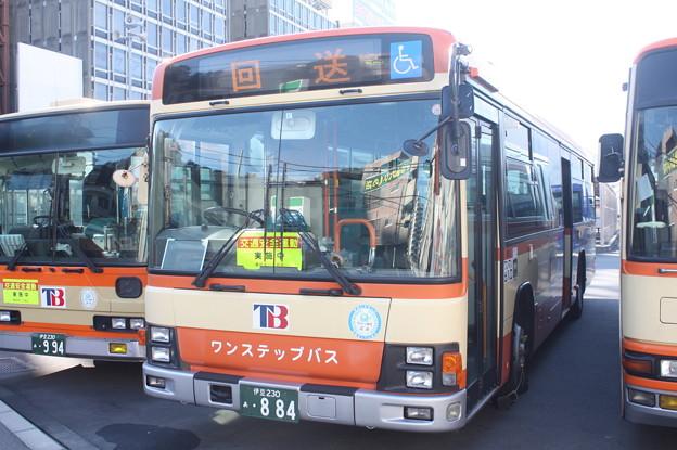 伊豆東海バス 伊豆230あ884