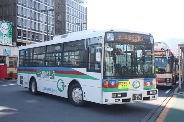 伊豆箱根バス 2462号車