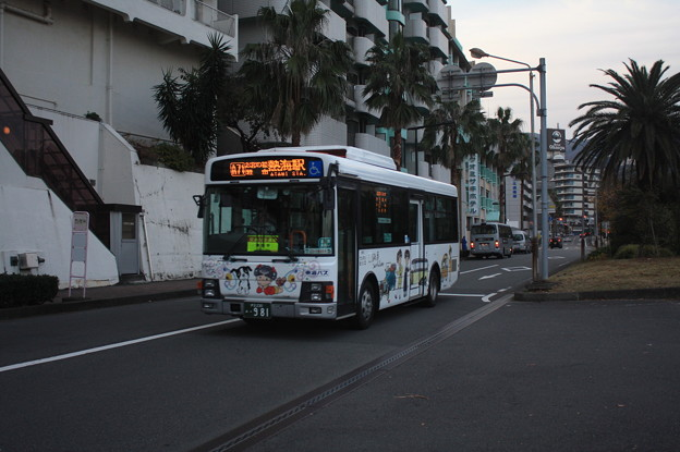 伊豆東海バス 伊豆230あ981