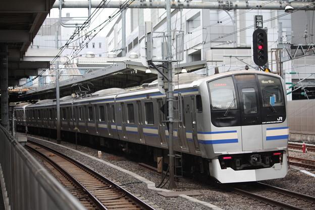 横須賀線 E217系Y-107編成