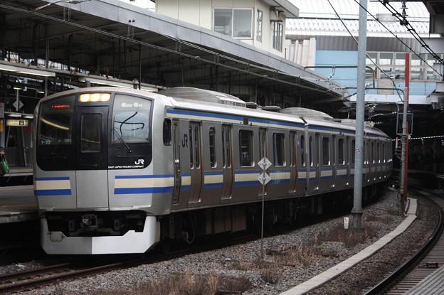 横須賀線 E217系Y-32編成