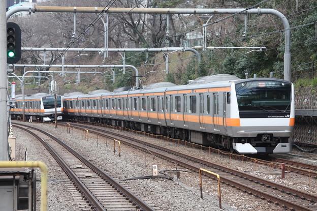 中央快速線 E233系トタT37編成