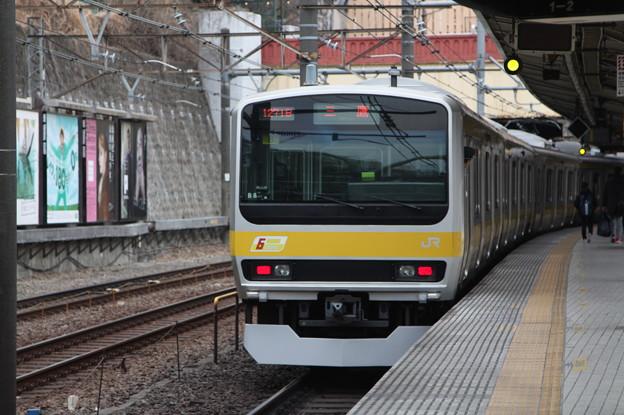 中央・総武緩行線 E231系ミツB8編成