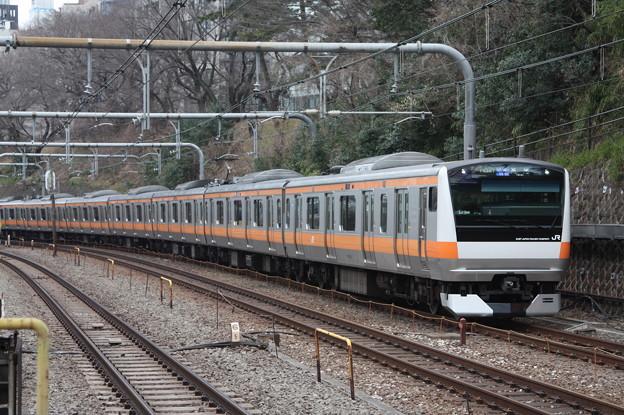 中央快速線 E233系トタT19編成 (1)