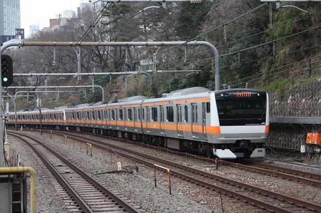 中央快速線 E233系トタH54編成