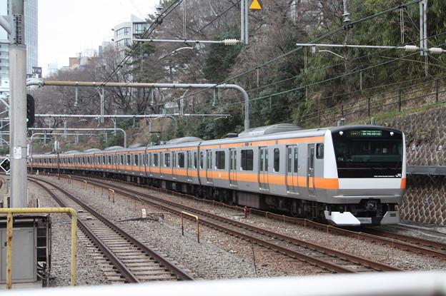 中央快速線 E233系トタT18編成
