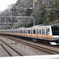 Photos: 中央快速線 E233系トタT18編成