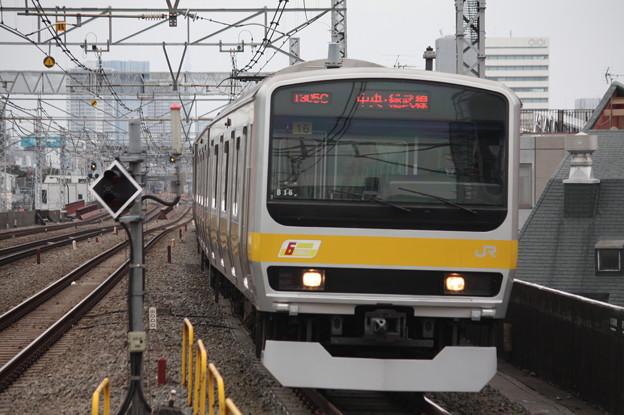 中央・総武緩行線 E231系ミツB16編成