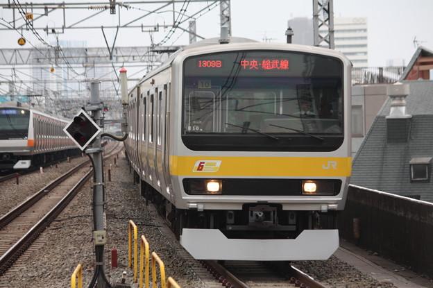 中央・総武緩行線 E231系ミツB10編成