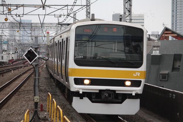 中央・総武線 209系500番台ミツC506編成