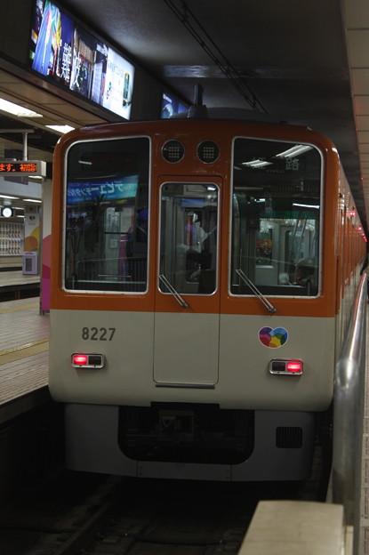 阪神本線 8000系8227F (1)