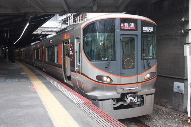 大阪環状線 323系LS06編成