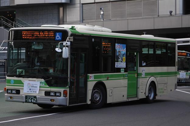 大阪市営バス 62-1662号車