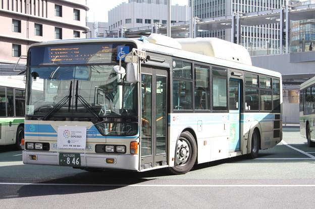 大阪市営バス 56-0846号車