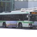 Photos: 大阪市営バス 21-1566号車
