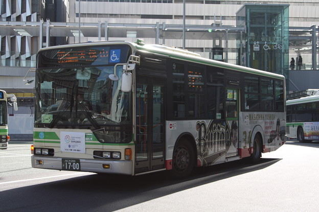 大阪市営バス 62-1700号車