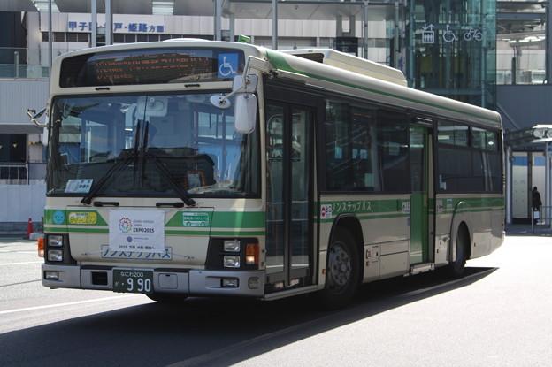 大阪市営バス 37-0990号車