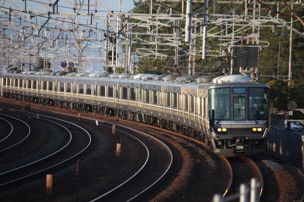JR神戸線 223系2000番台V64編成