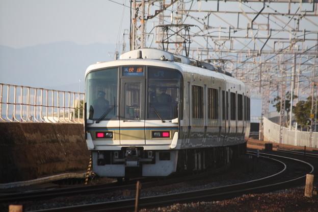 JR神戸線 221系A1編成