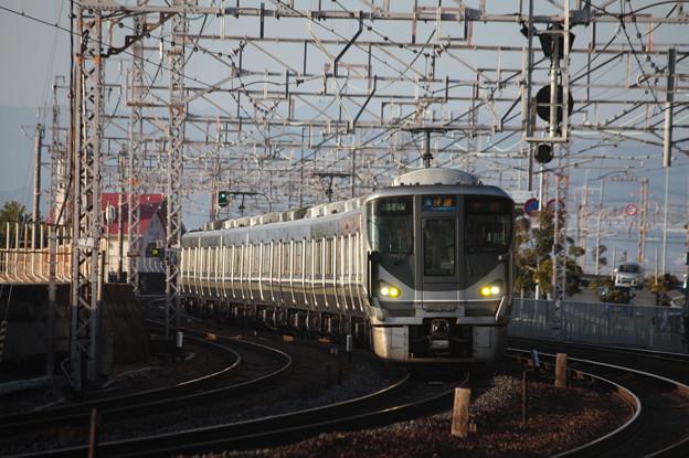 JR神戸線 225系I3編成