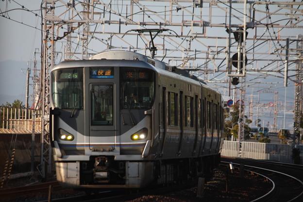JR神戸線 225系I3編成 (1)