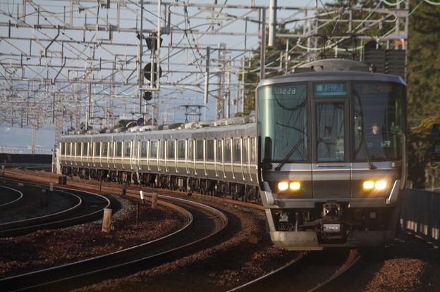 JR神戸線 223系2000番台W32編成