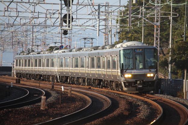 JR神戸線 223系2000番台V50編成
