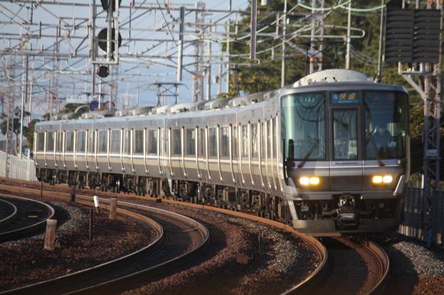 JR神戸線 223系2000番台V50編成 (1)