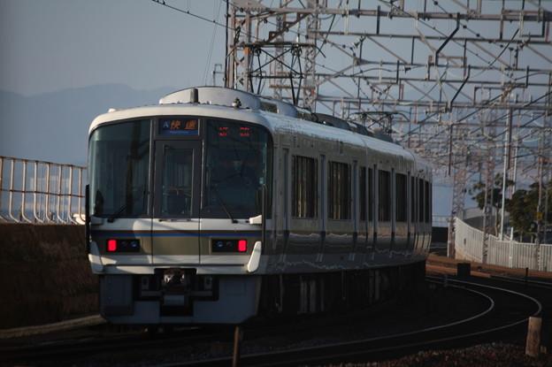 JR神戸線 221系A10編成