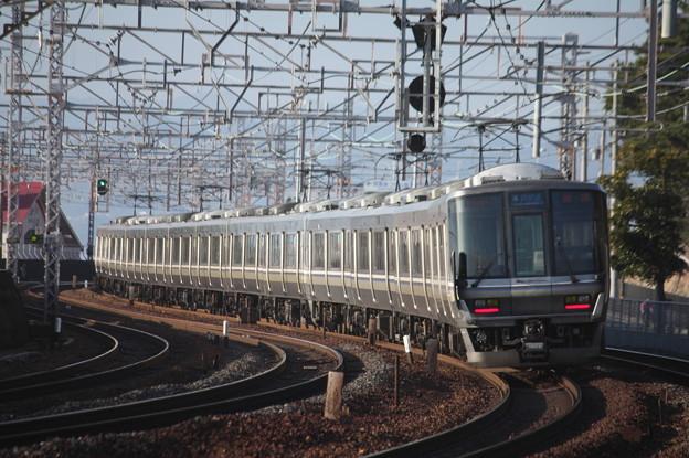 JR神戸線 223系1000番台V14編成 (1)
