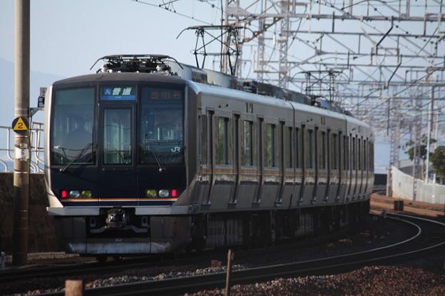 JR神戸線 323系D24編成