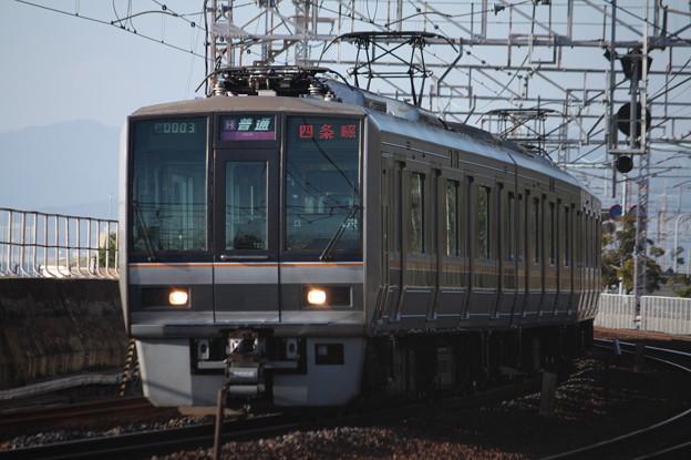 JR神戸線 207系2000番台T23編成 (1)