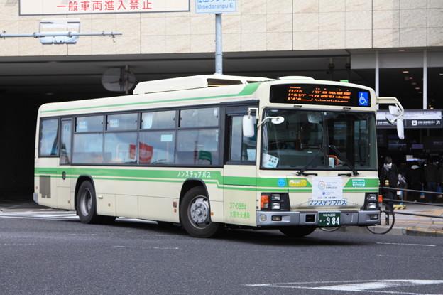 大阪市営バス 37-0984号車