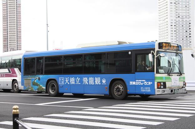 大阪市営バス 21-1572号車