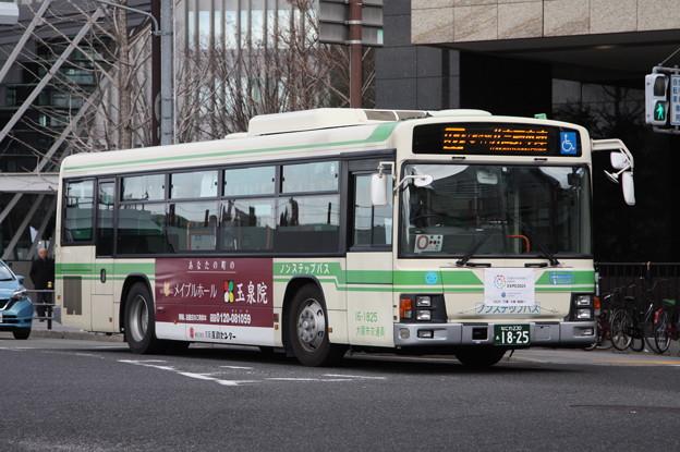 大阪市営バス 16-1825号車
