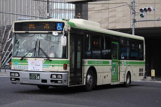 大阪市営バス 78-1134号車
