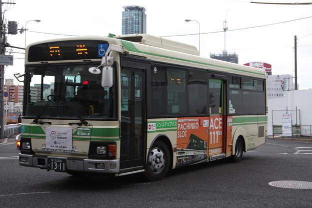 大阪市営バス 39-1311号車