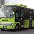 Photos: 阪急バス 1100号車