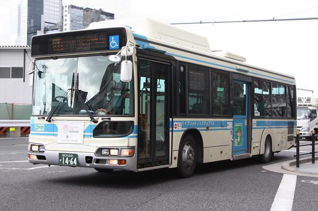 大阪市営バス 40-1464号車