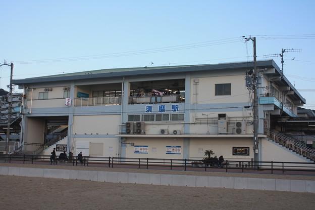JR神戸線 須磨駅南口