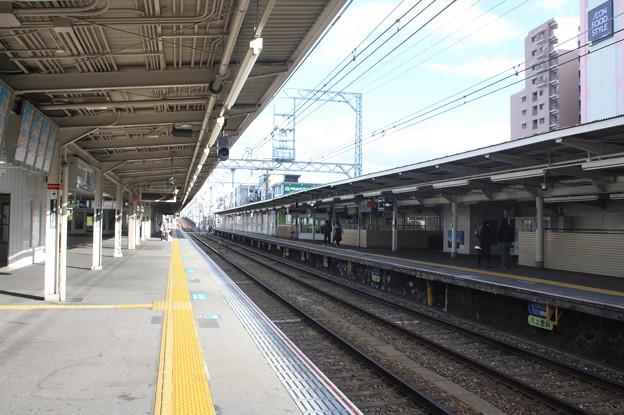 阪急神戸線 塚口駅 ホーム