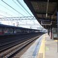 Photos: 京阪本線 大和田駅 ホーム