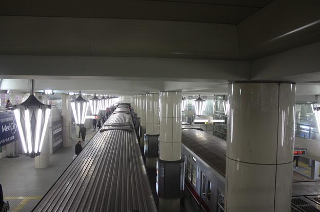 大阪市営地下鉄御堂筋線 天王寺駅 ホーム