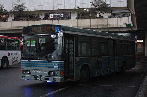 関鉄グリーンバス G9462