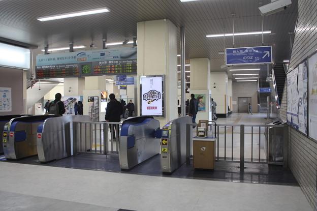 姫路駅 新幹線乗換改札口