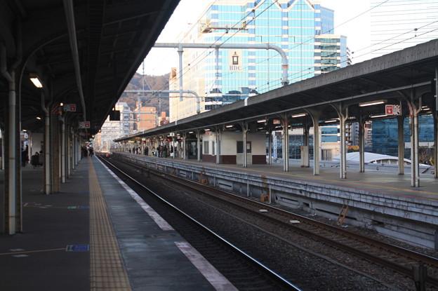 JR神戸線 神戸駅 ホーム