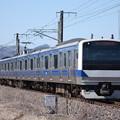水戸線 E531系K460編成 737M 普通 勝田 行