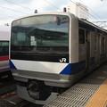 Photos: 常磐線 E531系K451編成 685M 普通 富岡 行