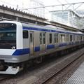 Photos: 常磐線 E531系K472編成 560M 普通 水戸 行