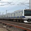 水戸線 E531系K474編成 756M 普通 小山 行